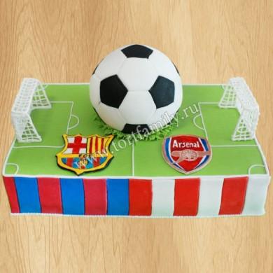 Торт Барселона против Арсенала