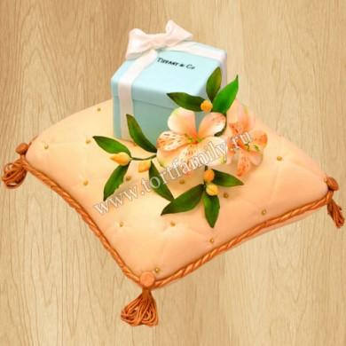 Торт на 8 марта девочкам