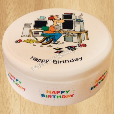 Торт для IT-специалиста