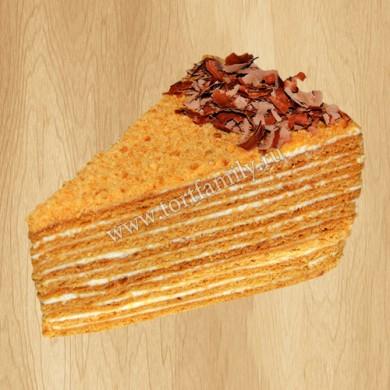 Пирожное «Медовик»