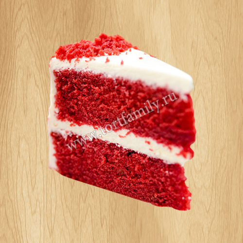 Пирожное Red Velvet