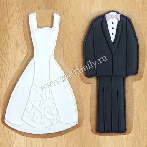 Пряники Жених и Невеста