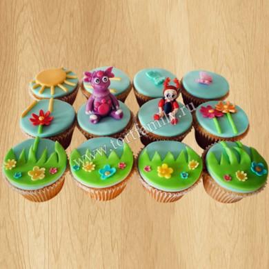 Пирожные для девочки