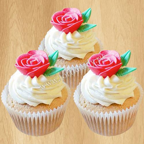 Пирожные на свадьбу
