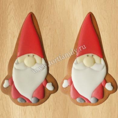 Пряники Санта-Клаус