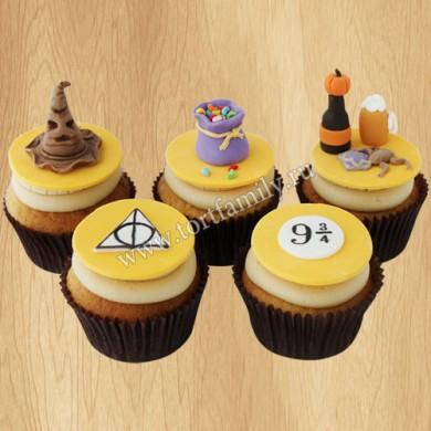 Пирожные фанату Гарри Поттера
