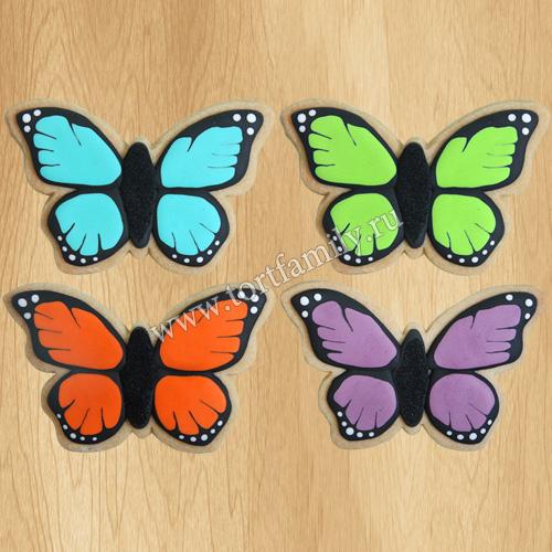 Пряники бабочки