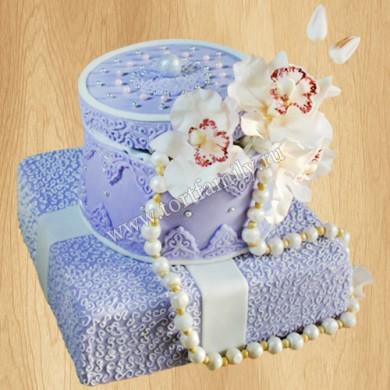 Торт на день бухгалтера