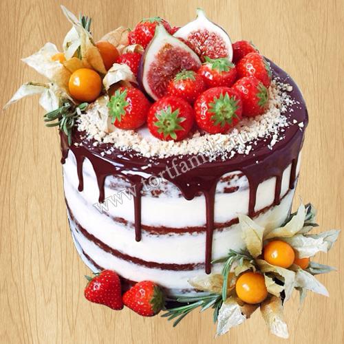 Торт ветерану