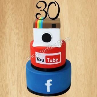 Торт №: P1407