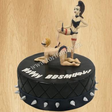 Эротический торт на девичник