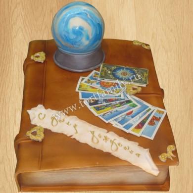 Торт экстрасенсу