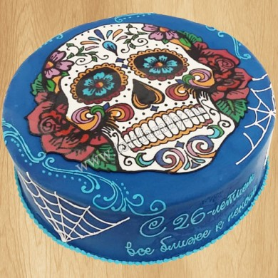 Торт №: P1666