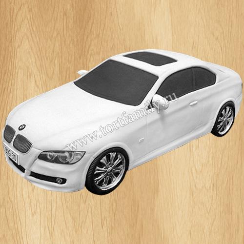 Торт двухдверная BMW 2 серии