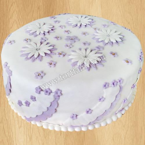 Торт на 8 марта женщинам