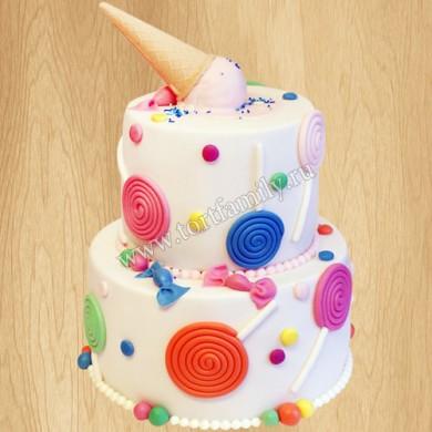 Торт №: P193
