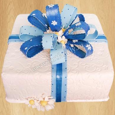 Торт подарочная коробка