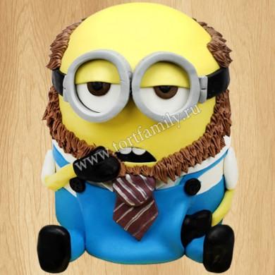 Прикольный торт на 33 года мужчине