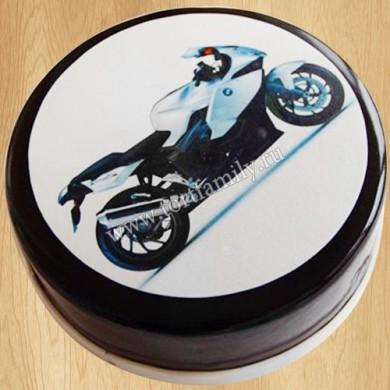 Торт мотоцикл BMW