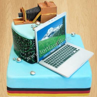 Торт мужу программисту