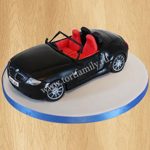 Торт БМВ Z4