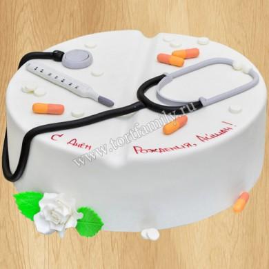 Торт аптекарю