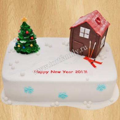 Торт №: P218