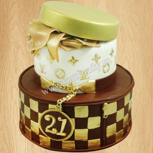 Торт №: P25