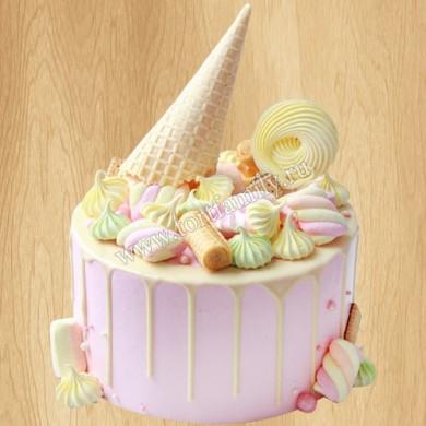 Торт мороженое пломбир