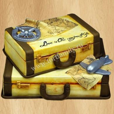 Торт для гида
