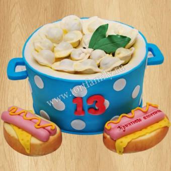 Торт №: P308