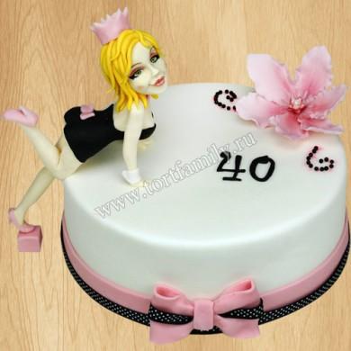 Торт №: P332