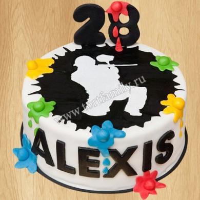 Торт №: P340