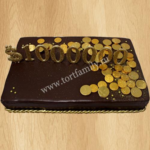 Торт для миллионера