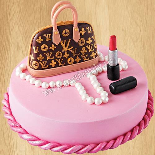 Торт на 8 марта милым дамам
