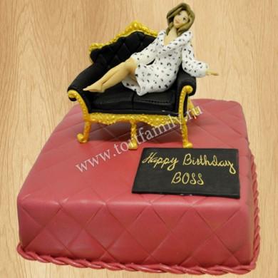 Торт №: P432
