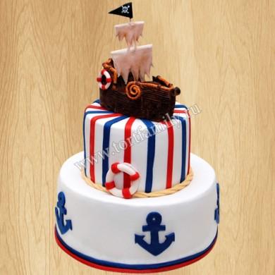 Торт Подводнику