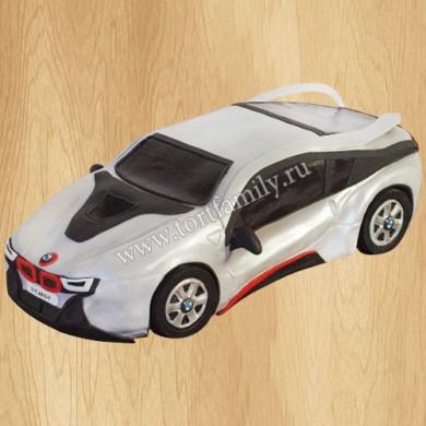Торт спорткар BMW i8