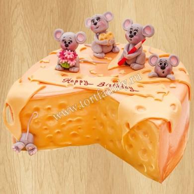 Торт №: P587