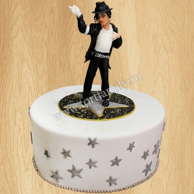 Торт Майкл Джексон