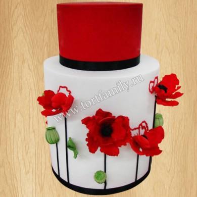 Торт №: P638