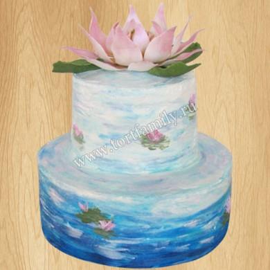 Торт №: P640