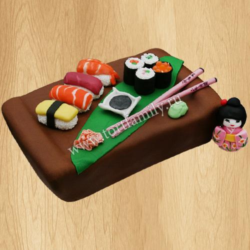 Торт японская кухня