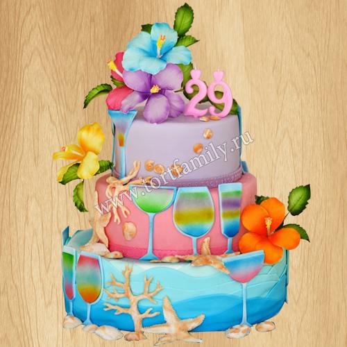Торт №: P68