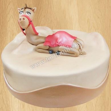 Торт верблюд
