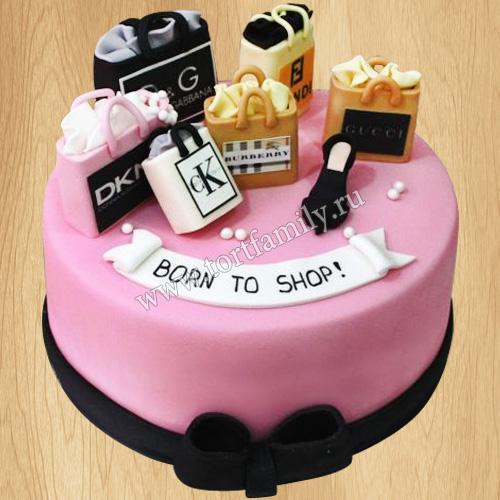 Торт Dolce & Gabbana