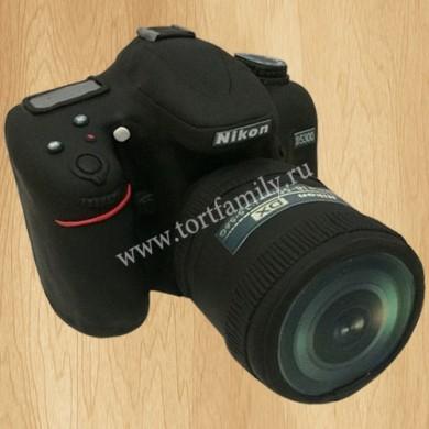Торт фотоаппарат Nikon