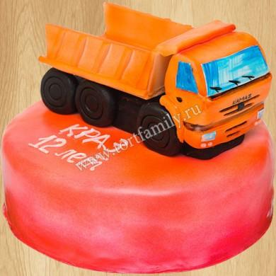 Торт КамАЗ