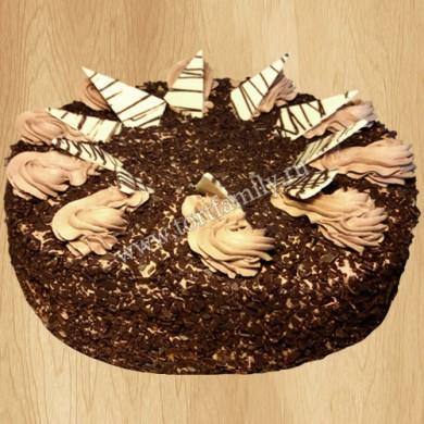 Торт «Черный принц»