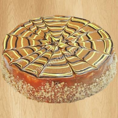 Карамельный торт